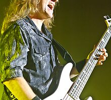 Dave Ellefson of Megadeth by HoskingInd