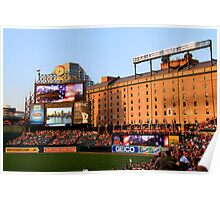 Inside Camden Yards Poster