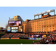 Inside Camden Yards Photographic Print