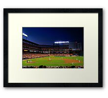 Welcome to Birdland! Framed Print