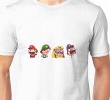 Mario/Wario Bros Unisex T-Shirt