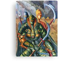 The Serpentine Trio Canvas Print