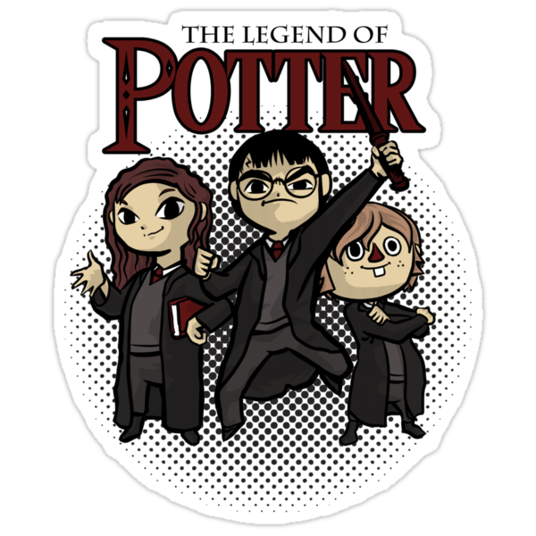 The Legend of Potter by Azafran