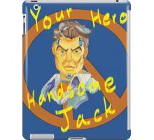 Your Hero iPad Case/Skin
