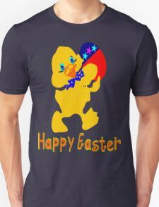 ㋡♥♫Happy Easter  Blue Eyed Chicken Clothing & Stickers♪♥㋡ T-Shirt