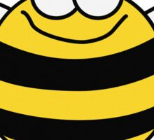 Funny Sweet Baby Bee / Bumble Bee Sticker
