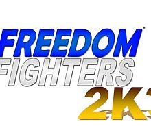 Freedom Fighters 2K3 Logo by TakeshiMedia
