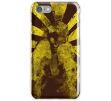 distressed boxer (iphone cover) iPhone Case/Skin