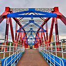 115 Iron Bridge, Salford Quays, Manchester by George Standen