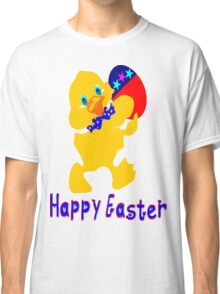 ㋡♥♫Happy Easter  Blue Eyed Chicken Clothing & Stickers♪♥㋡ Classic T-Shirt