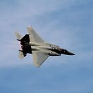 F 15-C JET by TomBaumker