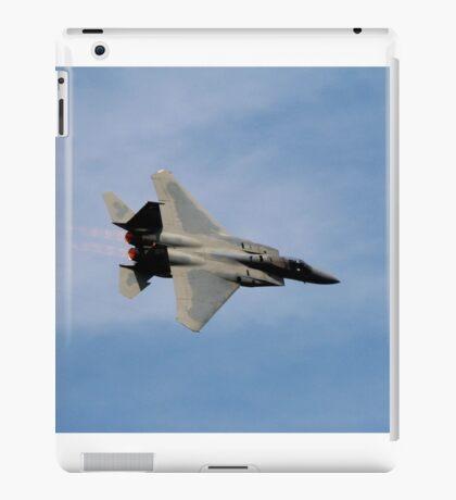 F 15-C JET iPad Case/Skin