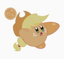 Kirby applejack Kids Tee