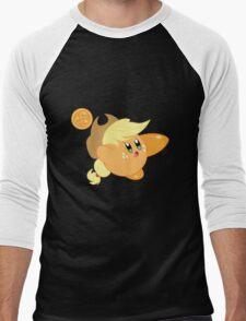 Kirby applejack Men's Baseball ¾ T-Shirt