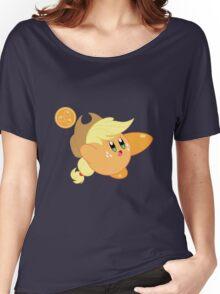 Kirby applejack Women's Relaxed Fit T-Shirt