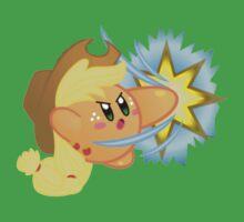 Kirby applejack 2 Baby Tee