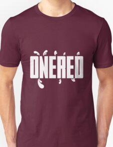 Onered Logo Clothing T-Shirt