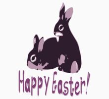 ㋡♥♫Happy Easter Bunny Clothing & Stickers♪♥㋡ by Fantabulous
