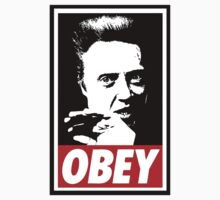 Obey (Christopher Walken) by Thomas Jarry
