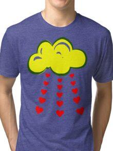 °•Ƹ̵̡Ӝ̵̨̄Ʒ♥Let It Love Romantic Clothing & Stickers♥Ƹ̵̡Ӝ̵̨̄Ʒ•° Tri-blend T-Shirt