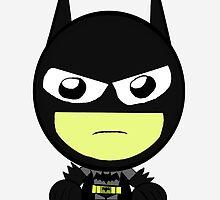 Batman (Arkham Series) by SirBubbalot