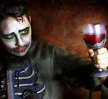 Another one for the Halloween port 2 by Melanie Collette