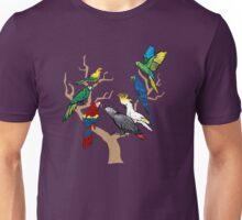 I Am Thankful For Parrots Unisex T-Shirt