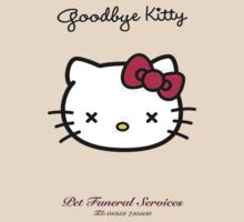 Goodbye Kitty by pruine