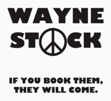 Wayne Stock 1 T-Shirt