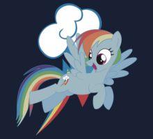 Rainbow Dash&Cutie Mark Kids Clothes