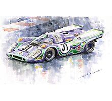 Porsche 917 K  Martini Racing 1970 Photographic Print