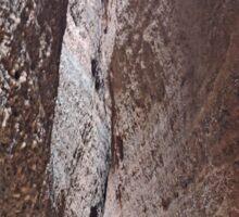 Echidna Chasm, Purnululu National Park, Western Australia Sticker