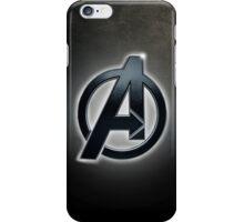 Avengers Logo iPhone Case iPhone Case/Skin
