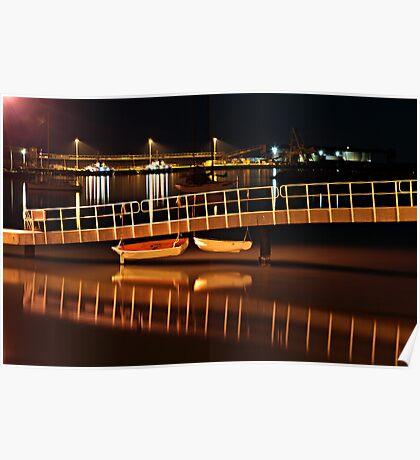 Mini Dry Dock Poster