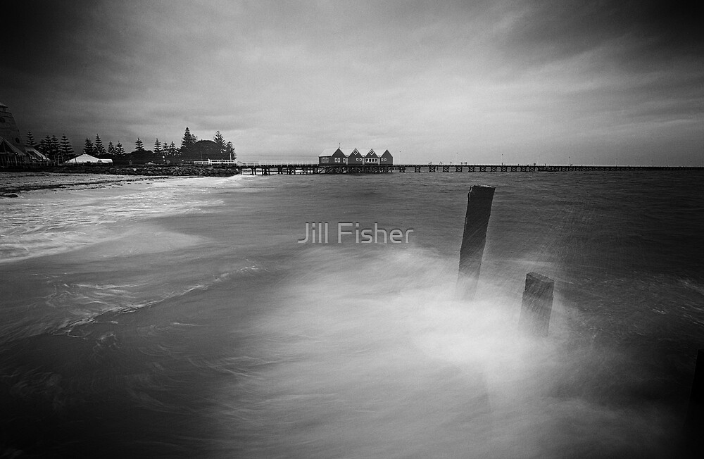 Storm in the Bay by Jill Fisher
