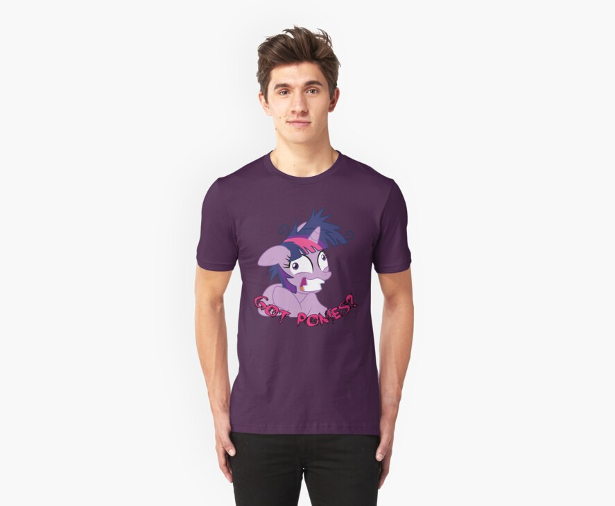 Twilight Sparkle: Got Ponies? by Geek-Spirations