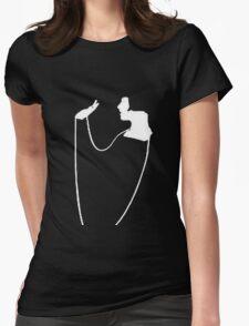 The Pearl Necklace Art Nouveau Flapper T-Shirt