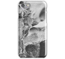 Black & White Rocks iPhone Case/Skin