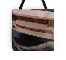 Stern One and All Tote Bag