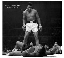 Muhammad Ali by Tolcarne