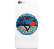 Toronto Blue Jays Stadium Logo iPhone Case/Skin