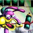 Port Melbourne Australia #5 by bekyimage