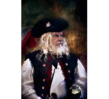 Captain Photographic Print