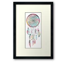 Dream Catcher Framed Print