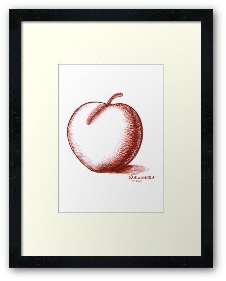 Peach by Alejandro Cuadra