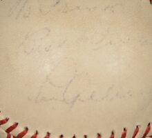 Baseball by TexasBarFight
