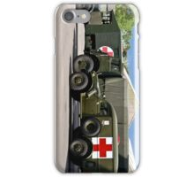 Waiting for the Off iPhone Case/Skin