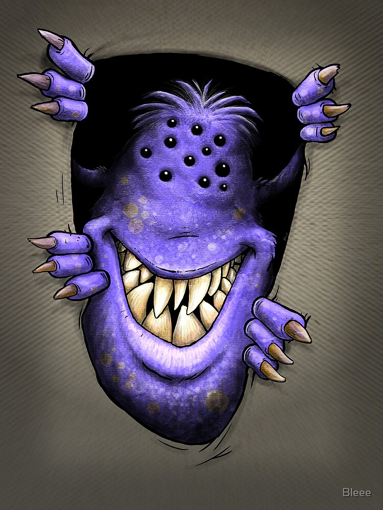 Purple by Bleee