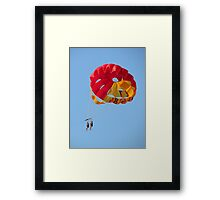 Something In The Air ~ Part Four Framed Print