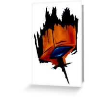 Abstract Womman (2) Greeting Card